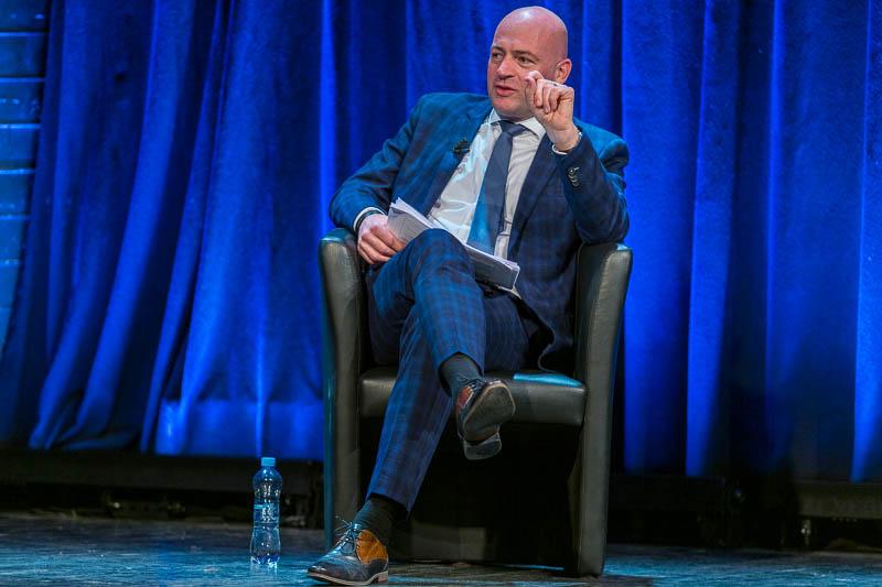Markus Spielmann (Kantonsrat FDP und Geschäftsführer HEV Kanton Solothurn)